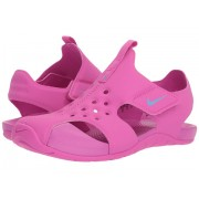 Nike Sunray Protect 2 (Little KidBig Kid) Hyper MagentaRoyal Pulse