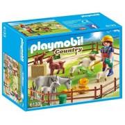 PLAYMOBIL - TARC CU ANIMALE DE LA FERMA (PM6133)