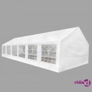 vidaXL Šator za zabave, 12 x 6 m, Bijeli