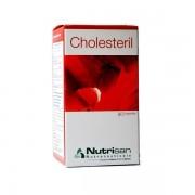 Nutrisan Cholesteril-Drojdie orez rosu (Red Yeast Rice) 90 capsule