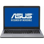 Laptop Asus VivoBook X542UA Intel Core Kaby Lake R (8th Gen) i5-8250U 256GB SSD 4GB Endless FullHD Gri Bonus Bundle Software + Games
