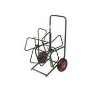 Ribimex Dévidoir sur roues gonflables RIBIMEX en métal, capacité max 200m