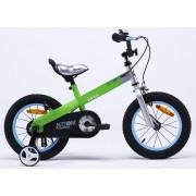 """Dječji bicikl Buttons 16"""" - zeleni"""