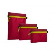 Crumpler Zippie Pouch Organiser rot/gelb