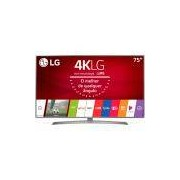 Smart TV Led LG 75, 4K, Wi-Fi, HDMI, IPS, USB - 75UJ6585