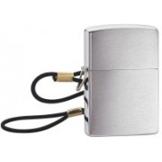 Zippo Classic Brushed Chrome Loop Locking Carabiner(Silver)