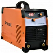 Aparat de sudura invertor Jasic ARC 250, 20-250A, MMA TIG, 13.2kVa, electrozi 1.6mm-5mm, bazici rutilici supertit