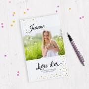 YourSurprise Livre d'or communion - Couverture rigide