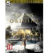 Assassins Creed Origins Gold Edition, за PC (код)