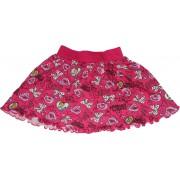 Fusta roz inchis Princess 3284