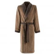 Boss Home - Kimono Coton Peigné 420 g/m² Havane S - Lord