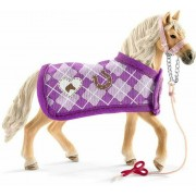 Schleich Sofias Modeset med Andalusian Hingst 42431