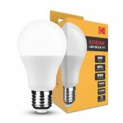 Ampoule LED Kodak Max Globe A60 9W E27 270° 2700K (806 lumen)