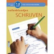 Tijd voor Huiswerk / Oefenblaadjes schrijven 7-8
