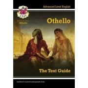 A Level English Text Guide - Othello by CGP Books