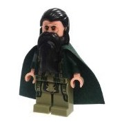 LEGO Superheroes Iron Man 3 The Mandarin Minifigure (With Robe)
