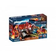 Set de joaca Playmobil Banditii Burnham Si Dragon