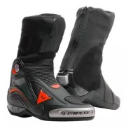 DAINESE Bottes Dainese Axial D1 628 Noir Rouge Fluo