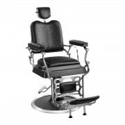 Fodrász szék SHEFFIELD BLACK