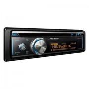 Pioneer DEH-X8700BT Autoradio con Bluetooth, USB, SD, Controllo iPhone/iPod/Android, RGB, Nero