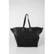 Tiziana Fausti Shopping Bag in Pelle taglia Unica