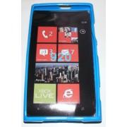 Силиконов гръб ТПУ за Nokia Lumia 920 Син