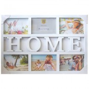 Fotolijst collage Home 6 fotos Henzo