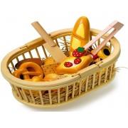 Košík s pečivem set