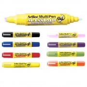 Marker universal, 2 capete, ARTLINE Multi Pen Massimo