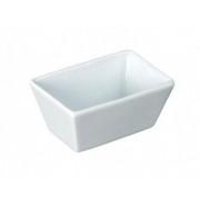Ciotola in porcellana Dimensioni cm 7,5 x 7,5 x 3,5 h Confezione da 3 pezzi Modello 82117401