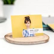 smartphoto Visitenkarten Querformat
