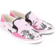 Puma Match Slip On Flouri Wn's IDP Sneakers For Women(Pink)