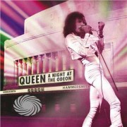 Video Delta Queen - Night At The Odeon - CD