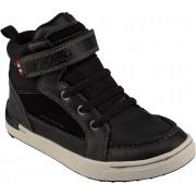 Viking Moss MID Sneaker, Black/White 30