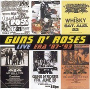 Guns N' Roses Live era 1987-93 CD-multicolor Onesize Unisex