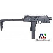 Replica Airsoft MP9 A3 GBB Negru 16802 ASG metal