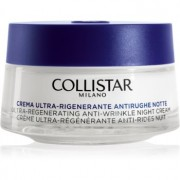 Collistar Special Anti-Age Ultra-Regenerating Anti-Wrinkle Night Cream нощен крем против бръчки за зряла кожа 50 мл.
