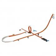 SET HOT WHEELS - TRACK BUILDER STACK PACK - MATTEL (DPF21)