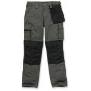 Carhartt Multi Pocket Ripstop Kalhoty 40 Zelená