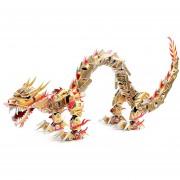 Juguete Educativo Puzzle 3D - Serie de dinosaurios sinosaurus