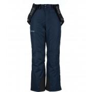 KILPI Chlapecké lyžařské kalhoty MIMAS-JB JJ0011KIDBL Tmavě modrá 152