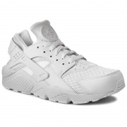 Обувки NIKE - Air Huarache 318429 111 White/White/Pure Platinum