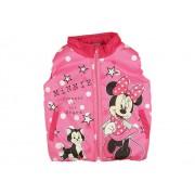 Disney Minnie vízlepergetős bélelt mellény (méret: 80-116)