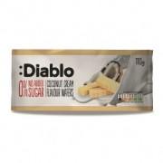 :Diablo Bolachas Recheadas com sabor Creme de Coco sem Adição de Açúcar 110 g