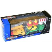 GBP INTERNATIONAL Teamsterz Scale Vehicles Emergency Squad, Big Builders, Track Racers Scale Vehicle Play Sets Ideal Gift For Any Occasion Perfect Stocking Fillers (Big Builders (1372648)