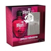 Paco Rabanne BLACK XS Дамски Комплект Set - EdT 50 ml + kama sutra playing cards