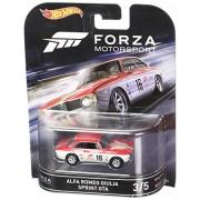 [Hot Wheel] Hot Wheels Retro Entertainment Diecast Alfa Romero GT Junior Vehicle DJF 51 [Parallel import goods]