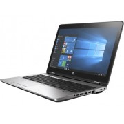 """NB HP Probook 650 G3 Z2W52EA, siva, Intel Core i5 7200U 2.5GHz, 512GB SSD, 8GB, 15.6"""" 1920x1080, Intel HD Graphic 630, Windows 10 Professional 64bit, 12mj"""