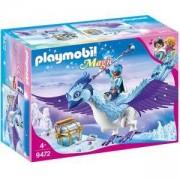 Комплект Плеймобил 9472 - Playmobil - Зимен феникс, 2900489