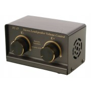 Valueline Analoge Audio Schakelaar 4x Banaan Female - 4x Banaan Female Zwart